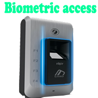 biometric access system